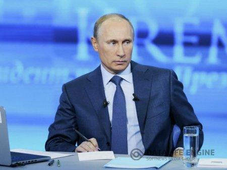 Прием вопросов на «прямую линию» с Путиным начнется с 9 апреля